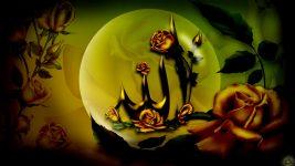 Name of Allah Wallpaper HD